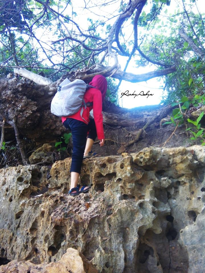 Exploremalang Kondang Merak Banyu Meneng Selok Jalan Tembus P Pantai