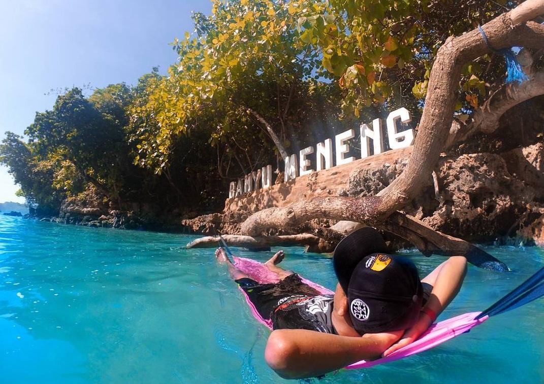 Mencari Ketenangan Pantai Banyu Meneng Kabupaten Malang Ngalam Mampu Memberikan