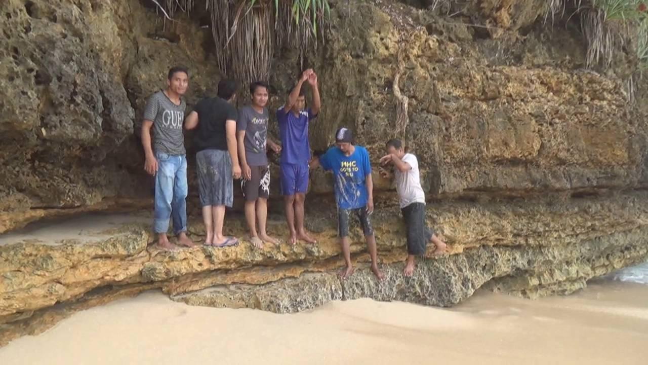 Mhc Adventure Pantai Selok Banyu Meneng Youtube Kab Malang