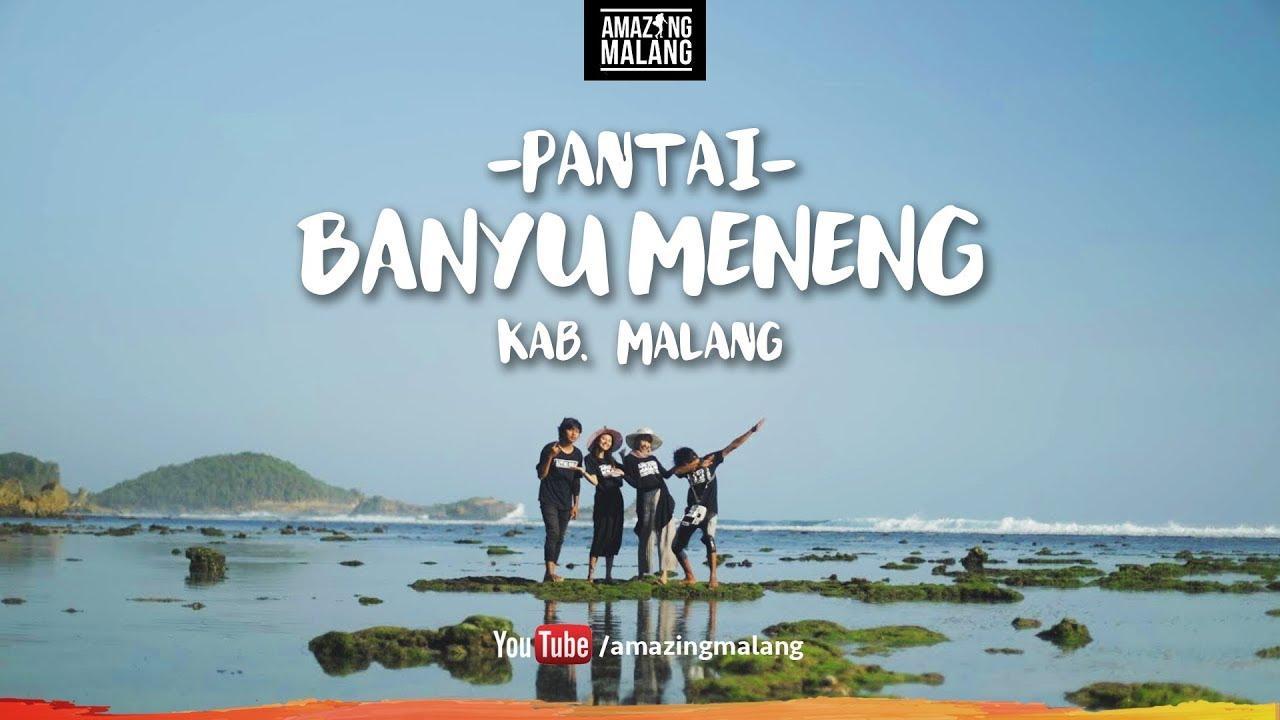 Pantai Banyu Meneng Kab Malang Youtube Selok