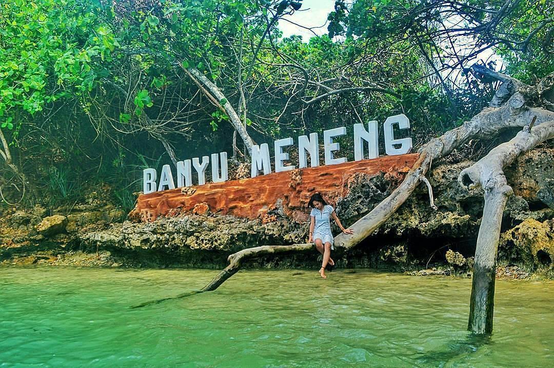 Pantai Banyu Meneng Malang Info Lokasi Rute Tiket Masuk Selok