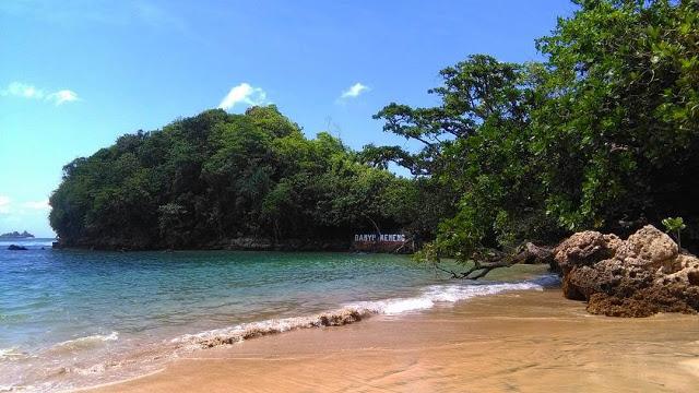 Pantai Banyu Meneng Malang Mempesona Pemandangan Keren Selok Kab
