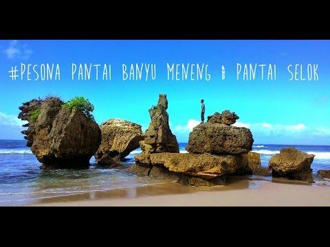 Pantai Banyu Meneng Selok Kab Malang Youtube