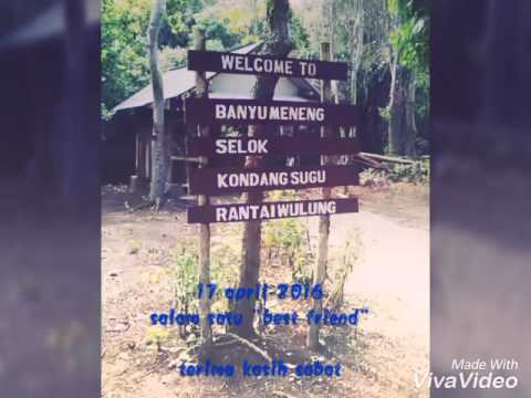 Pantai Selok Malang Jawa Timur Beach Youtube Banyu Meneng Kab