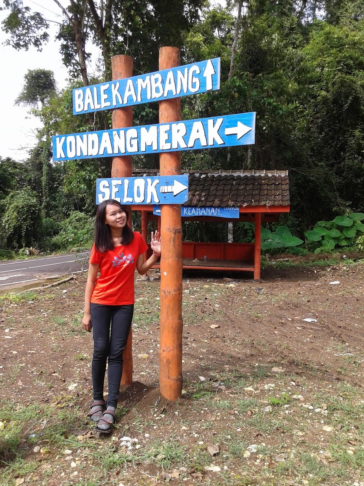 Review Pantai Selok Banyu Meneng Malang Selatan Pejalan Kaki Disisi