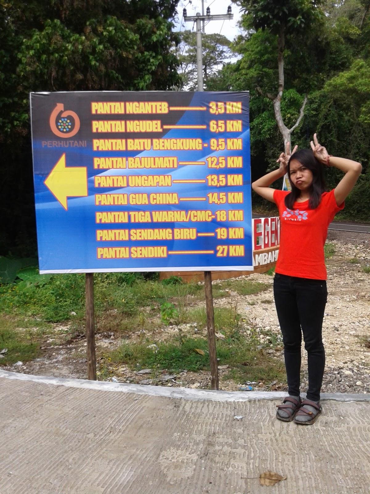 Review Pantai Selok Banyu Meneng Malang Selatan Pejalan Kaki Tertulis