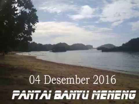 Serunya Ngeluyur Pantai Selok Banyu Meneng Youtube Kab Malang