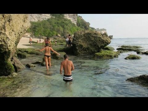 Wisata Pantai Banyu Meneng Net 10 Clipon Stream Malang Jawa
