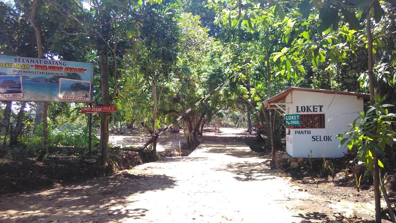 Www Beritaseleb Pantai Banyu Meneng Malang Selok Kab