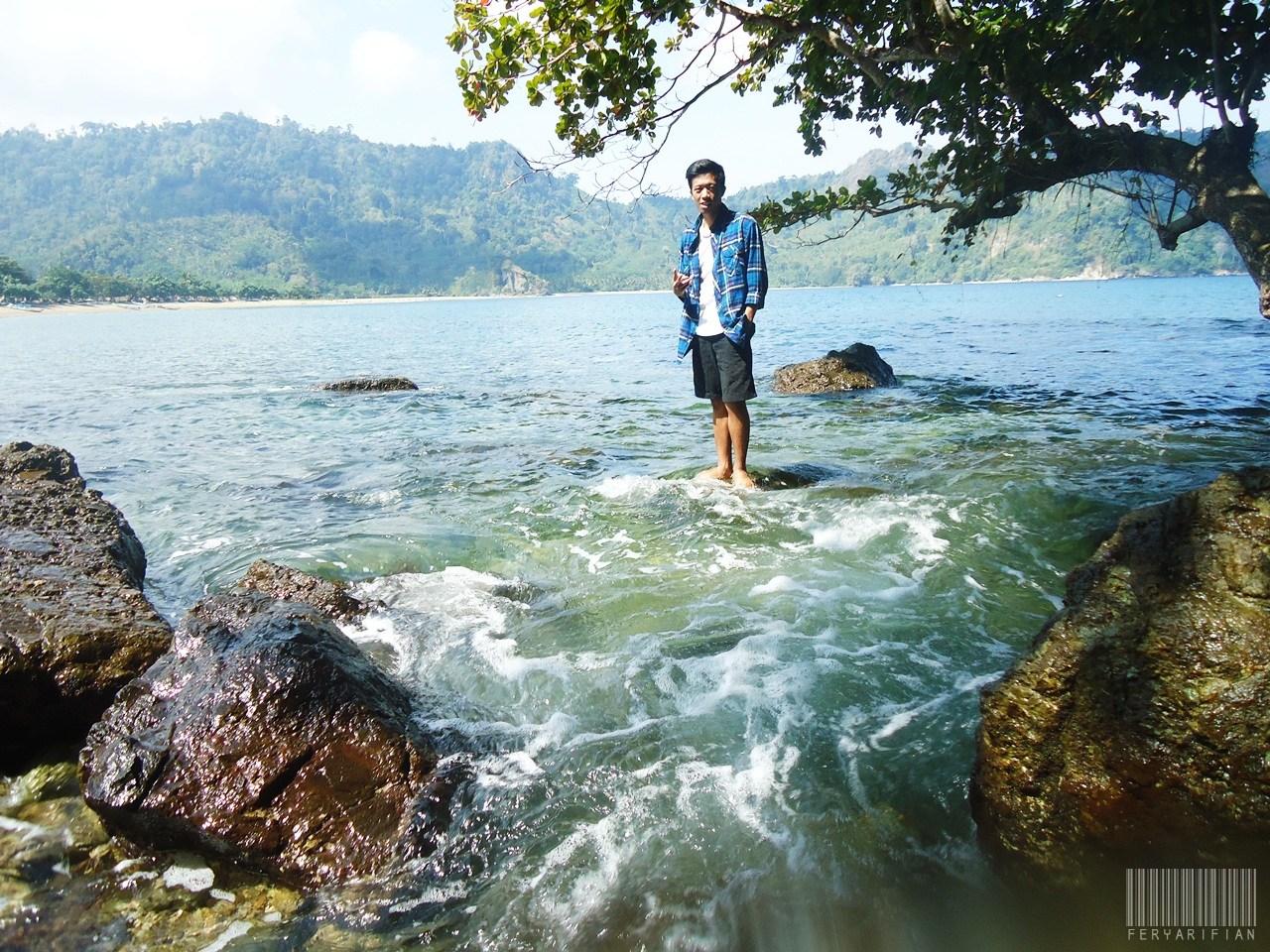 Menguak Keperawanan Pantai Sipelot Salah Satu Surga Malang Http 1
