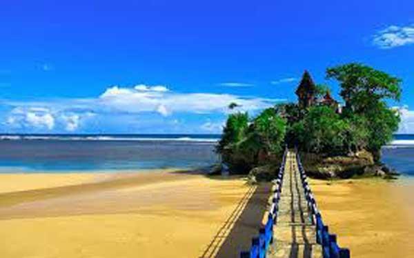 Pantai Sipelot Pujiharjo Tumpel Gading Malang Jawa Timur Tempat Wisata