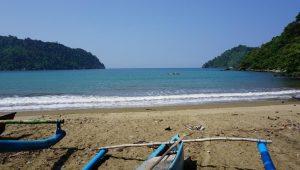 Wisata Pantai Sipelot Malang Selatan Wajib Dikunjungi Keindahan Coban Kab