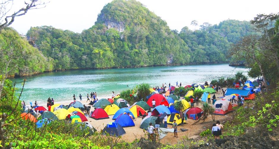 30 Tempat Wisata Malang Terbaru Hits Menarik Mamikos Pulau Sempu