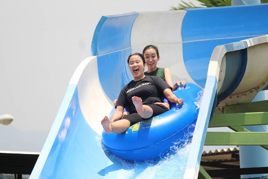 Hawai Water Park Malang Guidance Taman Air Kab