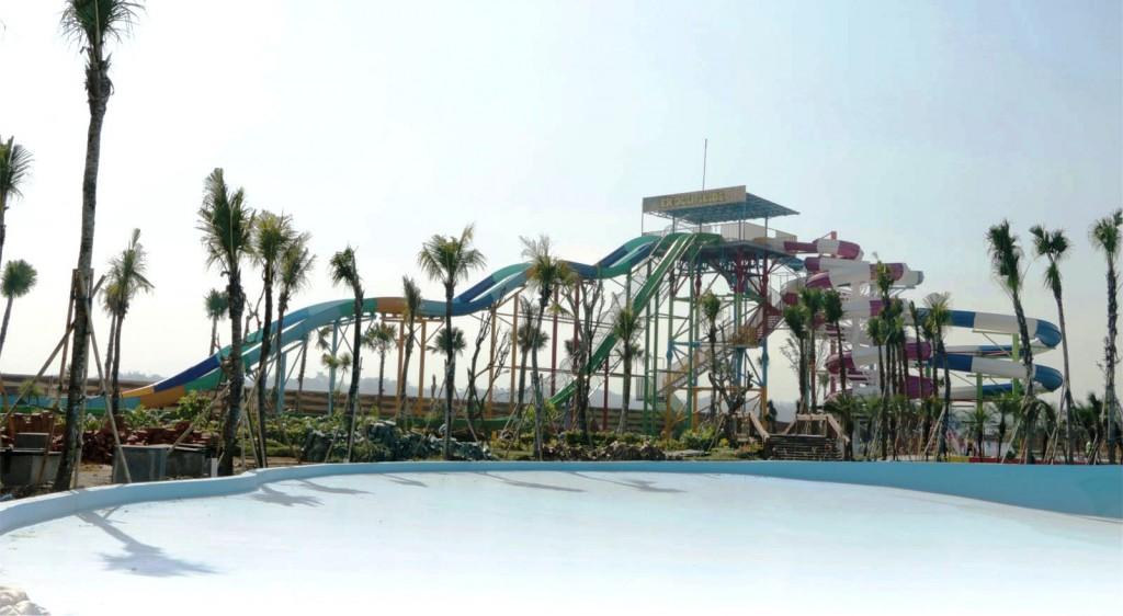 Hawai Water Park Malang Guidance Waterpark Taman Air Kab