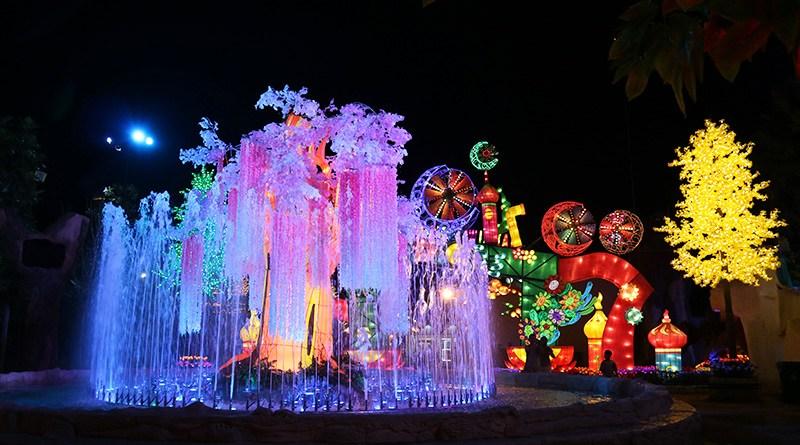 Malang Night Paradise Alternative Wisata Malam Raya Hawai Waterpark Ilovemalang
