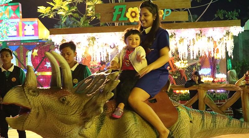 Malang Night Paradise Taman Dinosaurus Hawai Ilovemalang Air Kab