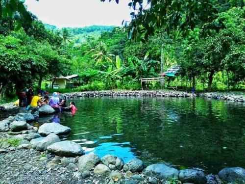 Sumber Mata Air Krabyakan Malang Wisata Taman Hawai Kab