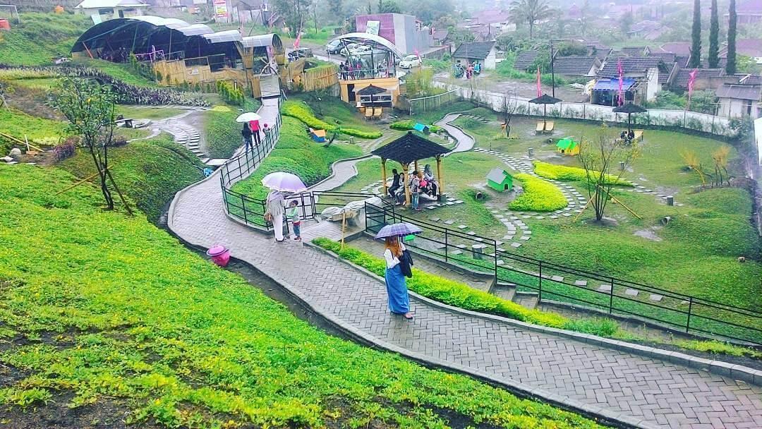 130 Tempat Wisata Malang Batu Sekitarnya Wajib Dikunjungi Taman Kelinci