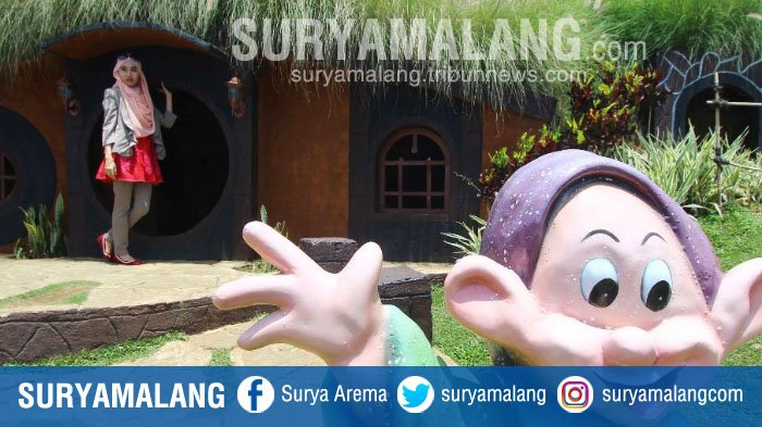 Imajinasi Film Hobbit Jadi Nyata Taman Kelinci Kabupaten Malang Rumah