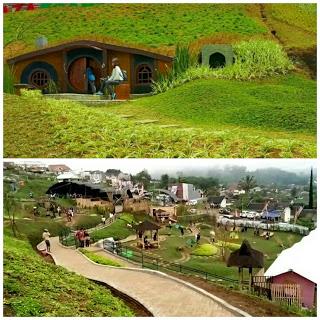Indahnya Taman Kelinci Kab Malang