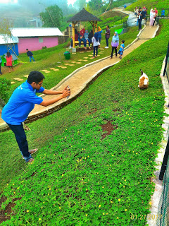 Taman Antariksa Hadir Malang Yogapuratama Blog Cici Kelinci Jangan Lari