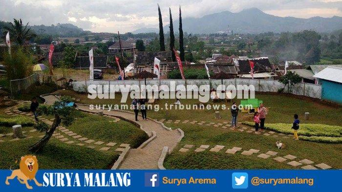 Taman Kabupaten Malang Namanya Kelinci Surya Kab