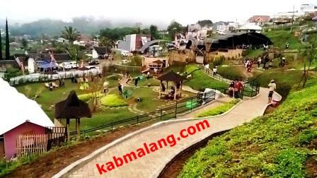 Taman Kelinci Pujon Kidul Malangkabmalang Kab Malang