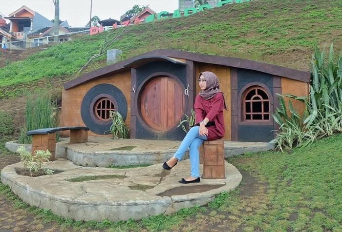 Taman Kelinci Salah Satu Destinasi Wisata Kota Batu Malang Siaran