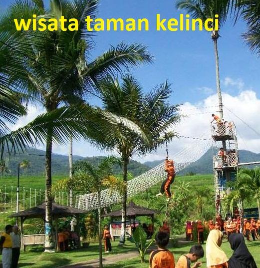 Taman Kelinci Tempat Wisata Pas Anak Toentang Semarang Salatiga Kab
