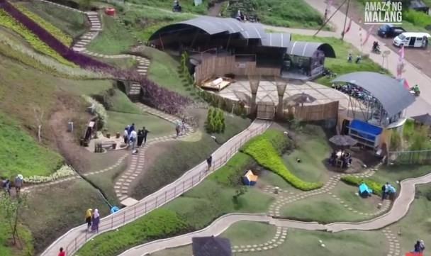 Wisata Favorit Taman Kelinci Batu Outbound Surabaya Kab Malang