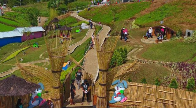 Wisata Murah Malang Sportourism Id Taman Kelinci Kab