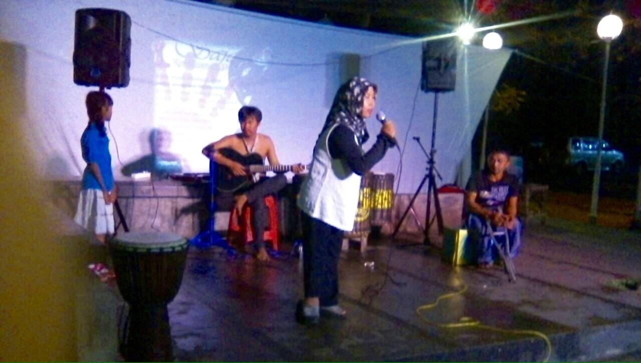Aksi Pertama Trisha Bersama Tpp Taman Kunang Kota Malang Iklan