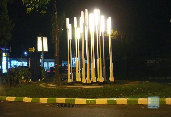 Alam Indonesia Maret 2017 Plaza 1 Taman Kunang Ujung Jl