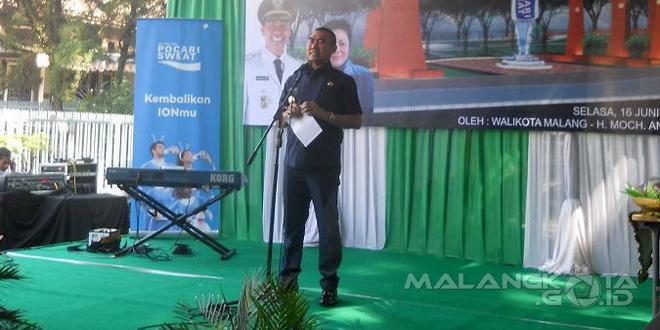 Revitalisasi Hutan Kota Malabar Dimulai Media Center Kendedes Wali Malang