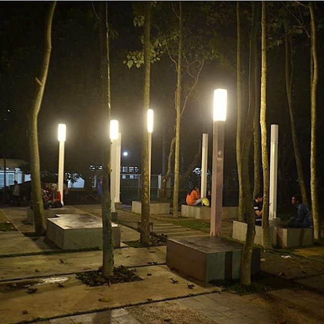 Taman Kunang Kota Malang 1 Lingkar Kab