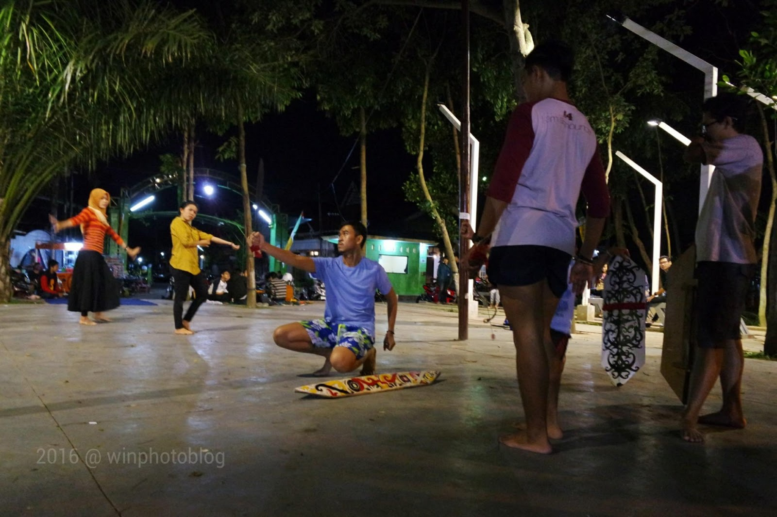 Taman Kunang Malang Bentoel Group Melalui Dana Csr Corporate Social