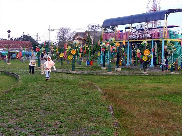3 Taman Merjosari 2017 2018 2019 2020 Lingkar Malang Kab