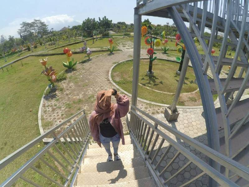 40 Destinasi Wisata Hits Malang Tinggal Pilih Cus Taman Merjosari