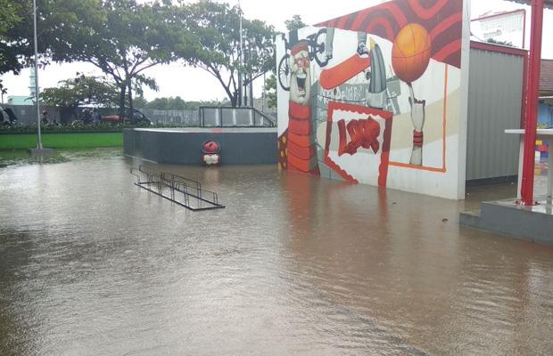 Hujan Dua Jam Tiga Bencana Landa Kota Malang Jatim Times