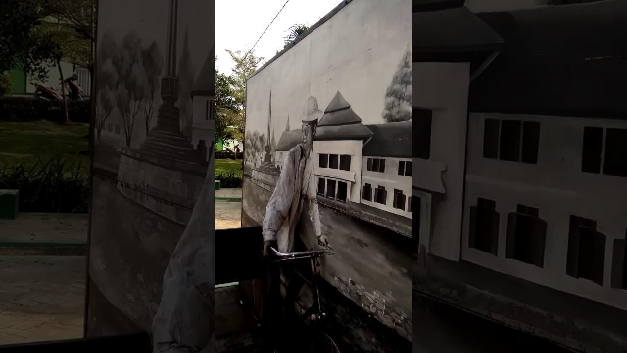 Indahnya Taman Merjosari Malang Youtube Kab