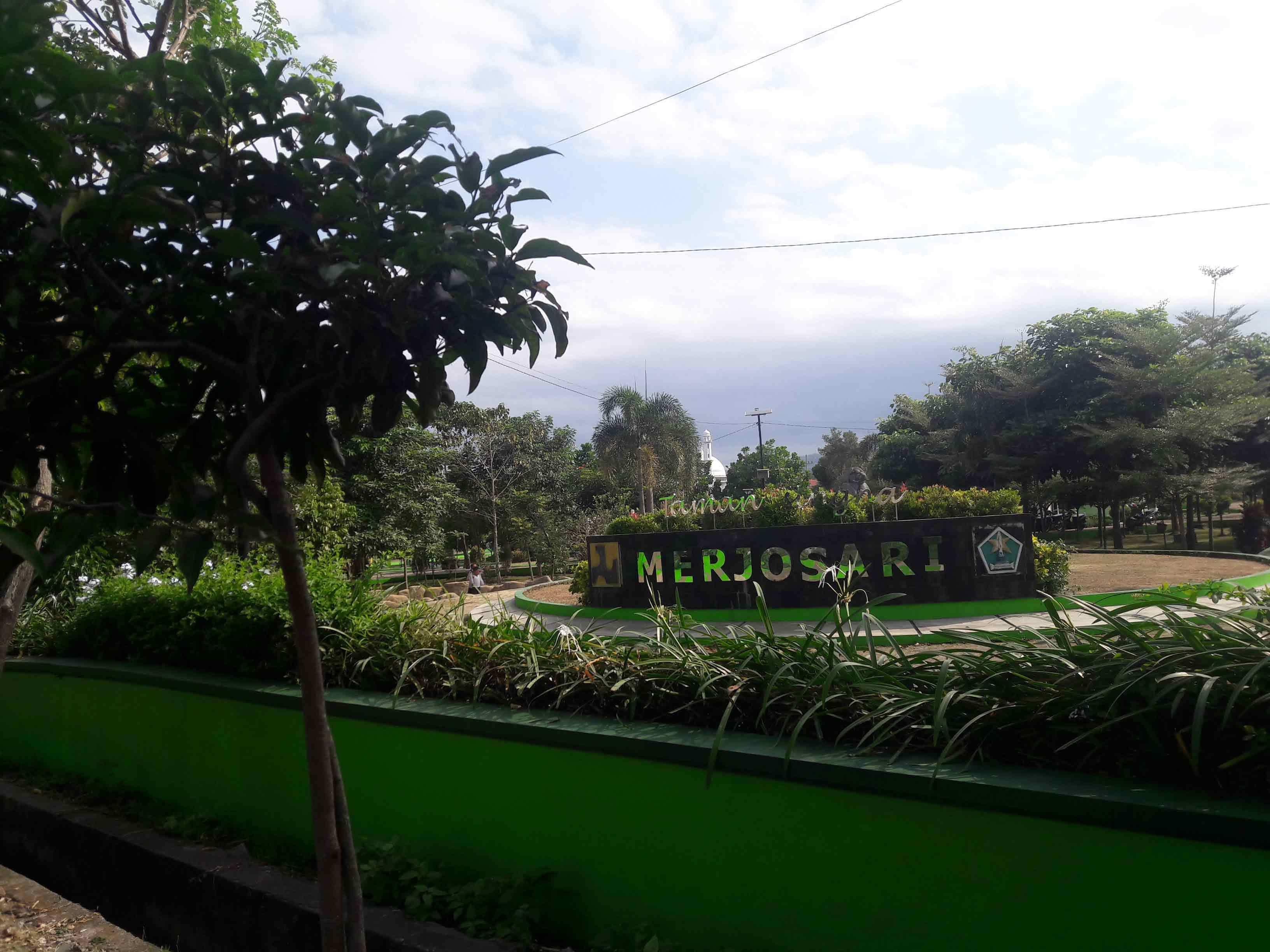 Parah Didatangi Polisi Aksi Kubam Taman Merjosari Bubar Kota Malang