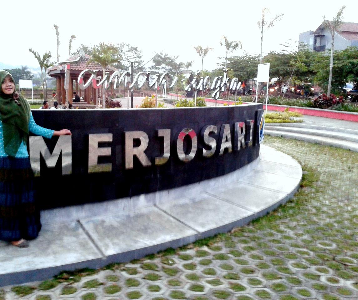 Taman Merjosari Malang Haya Zone Kab