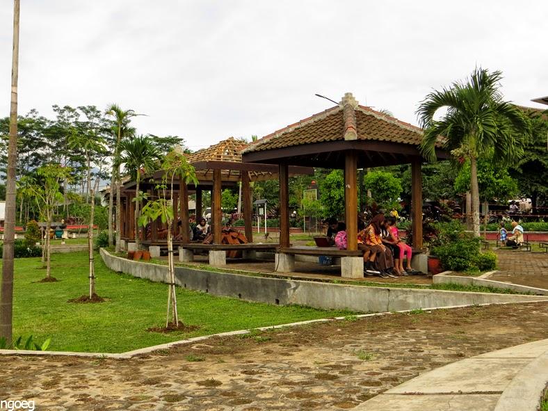 Taman Merjosari Petualangan Malang Mencapainya Bisa Jalan Bendungan Sigura Gura