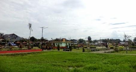 Taman Singha Merjosari Kota Malang Wongcrewchild Hijau Kab