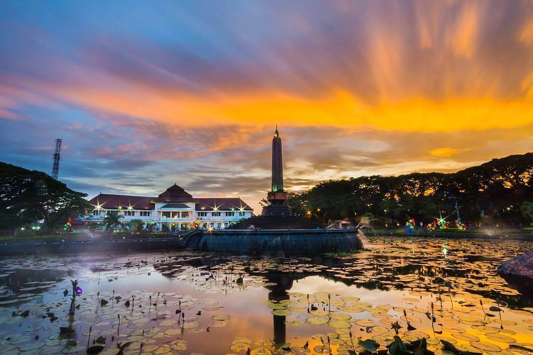 130 Tempat Wisata Malang Batu Sekitarnya Wajib Dikunjungi Taman Rekreasi