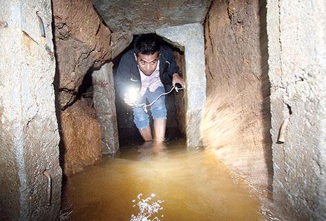 Jadi Tempat Pemandian Ken Arok Radar Malang Online Kota Bunker