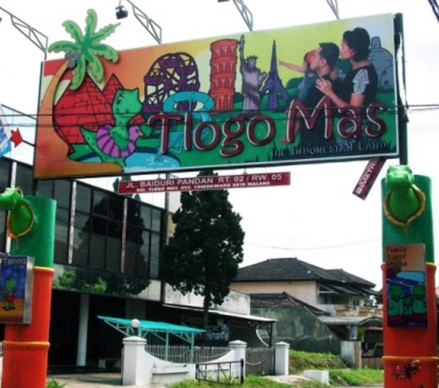 Taman Rekreasi Tlogomas Tempat Wisata Malang Coba Kab