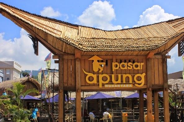Tempat Indah Kota Wisata Batu Malang Albashori Jalan Taman Tlogomas