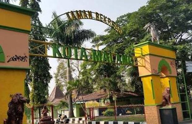 Wisata 10 Taman Kota Malang Disulap Jadi Wahana Rekreasi Tlogomas